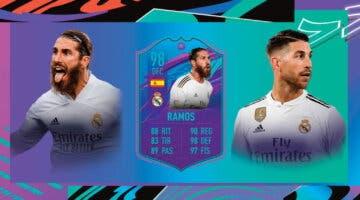 Imagen de FIFA 21: ¿Carta Fin de Una Era para Sergio Ramos? EA deja algunas pistas en sus redes sociales