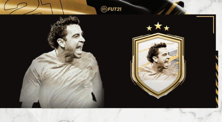 Imagen de FIFA 21: ¿Merece la pena Xavi  Hernández Moments? Review de Icono