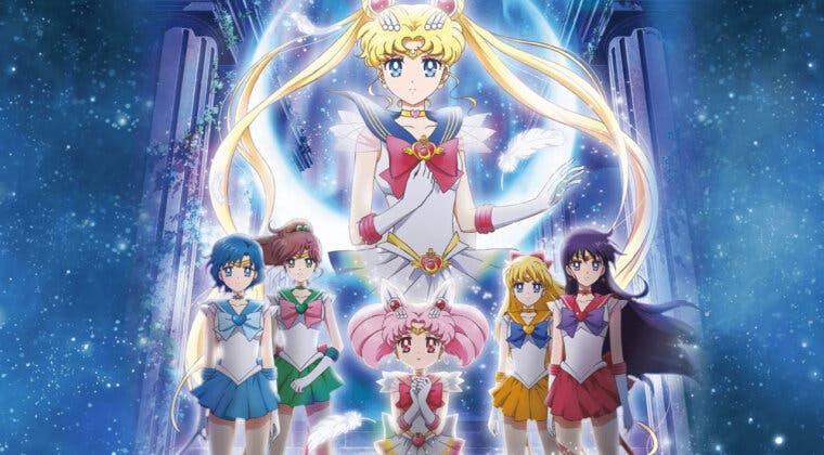 "Imagen de ""Pretty Guardian Sailor Moon Eternal: La Película"", ya disponible en Netflix"