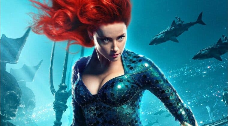 Imagen de Así se prepara físicamente Amber Heard para hacer de la Princesa Mera en Aquaman 2