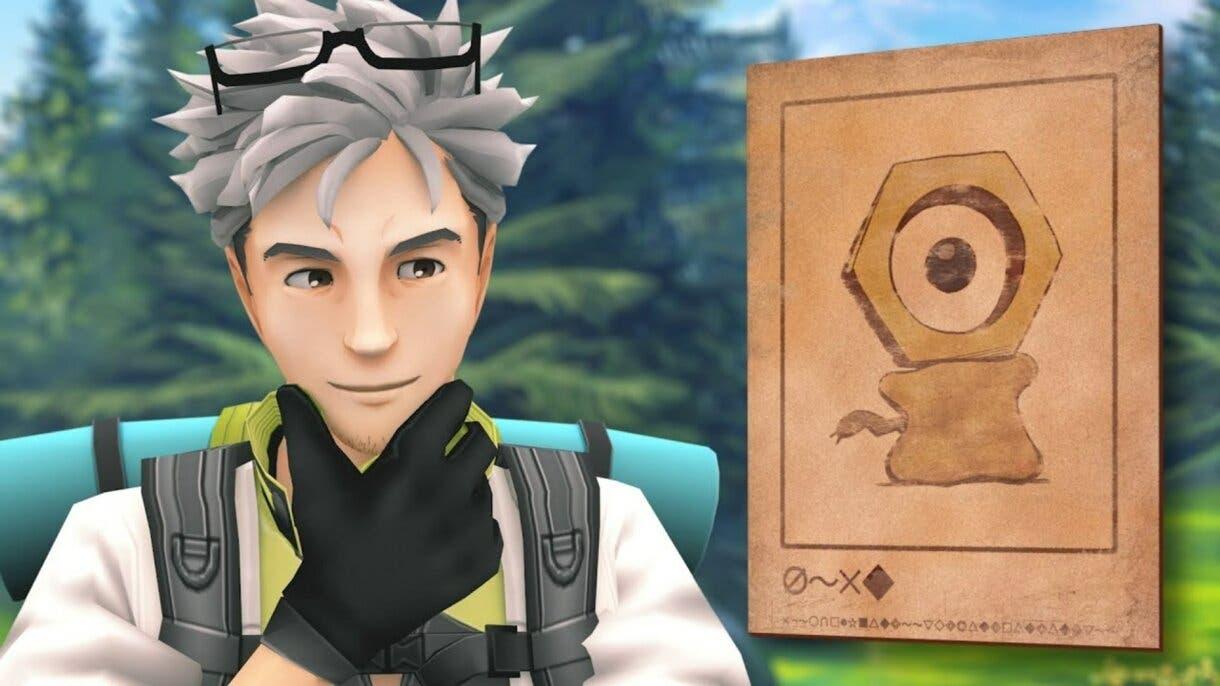 Profesor Willow Meltan Pokemon GO