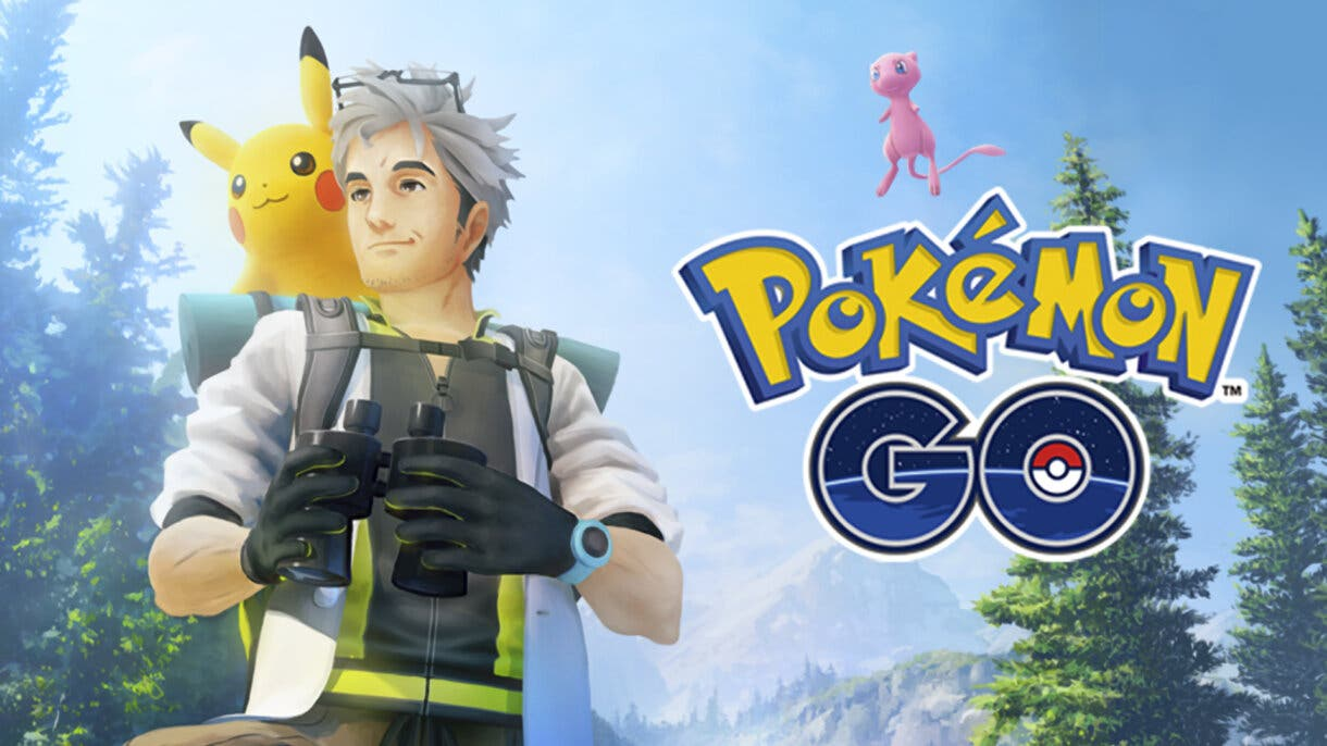Profesor Willow Pokemon GO