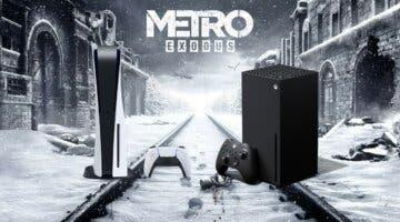 Imagen de La transferencia de guardado de Metro Exodus a PS5 y Xbox Series te decepcionará mucho o un poco