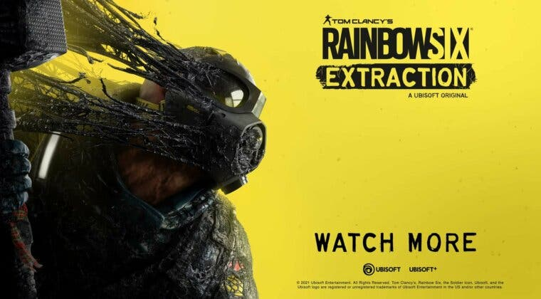 Imagen de Rainbow Six Extraction es el título oficial de Quarantine y se muestra en un nuevo vídeo
