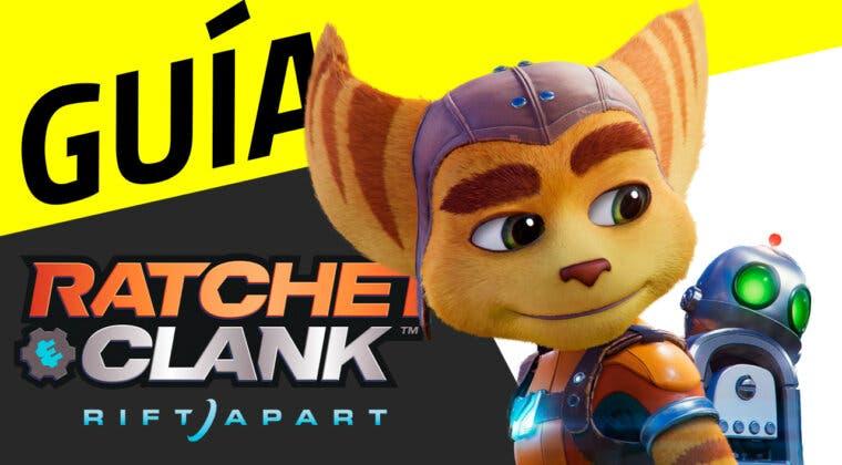 Imagen de Guía completa de Ratchet & Clank: Una Dimensión Aparte - Todos los coleccionables, armas y misiones