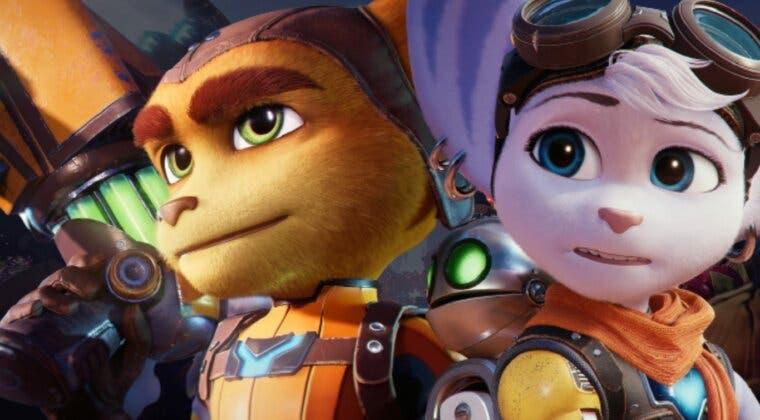 Imagen de Comparan en vídeo los modos gráficos de Ratchet & Clank: Una dimensión aparte en PS5