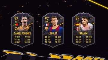 Imagen de FIFA 21: ¿Qué carta gratuita debo elegir? Análisis recompensas Trasfondo nivel 30, temporada 7