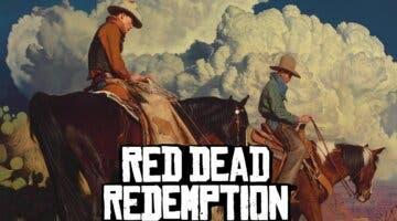 Imagen de Las espectaculares pinturas de un artista que te darán ganas de volver a Red Dead Redemption 2
