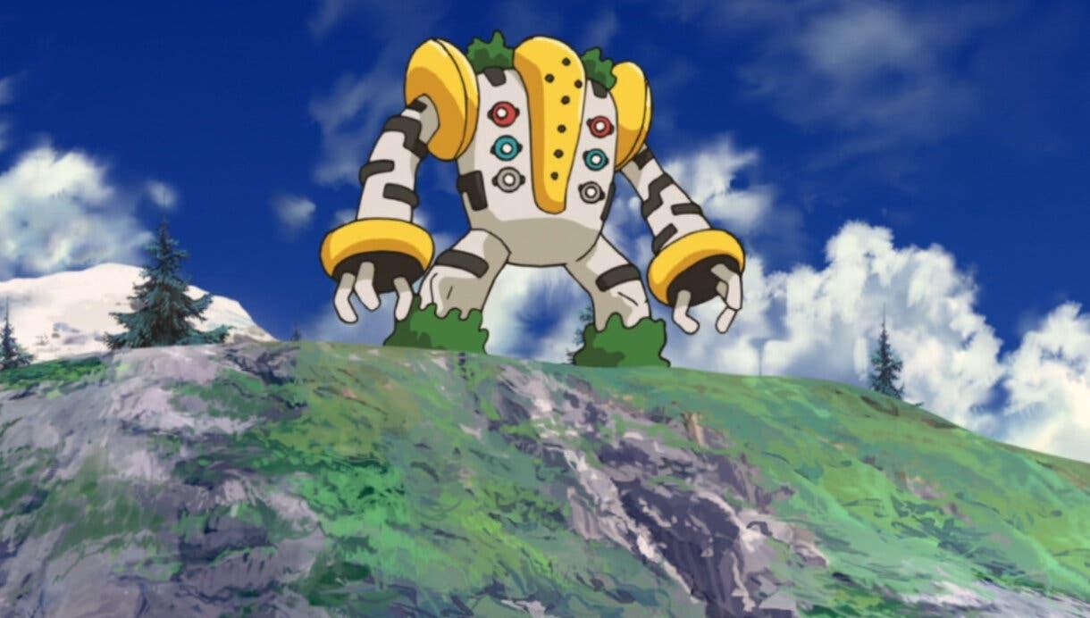 Regigigas Pokemon
