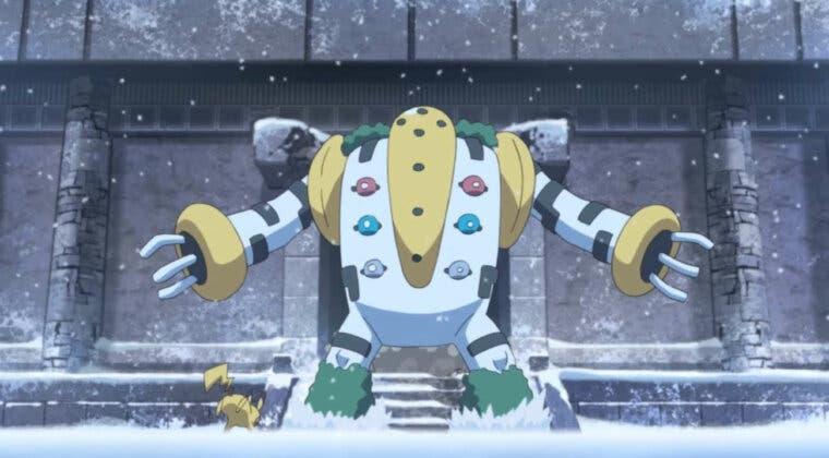 Imagen de Pokémon GO detalla su evento del solsticio, que contará con Regigigas