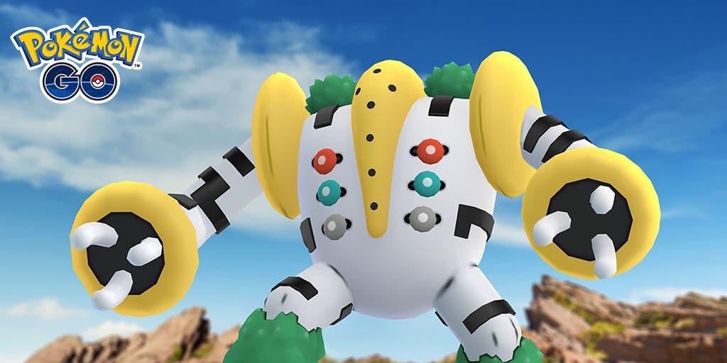 Regigigas Pokemon GO