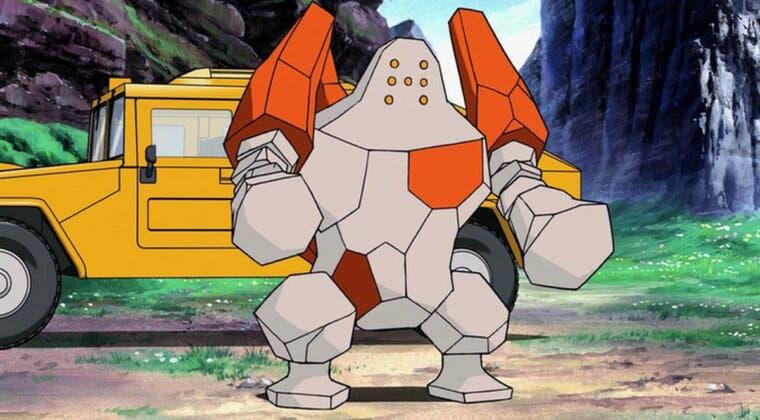 Imagen de Pokémon Masters EX trae de vuelta el Combate Legendario de Regirock
