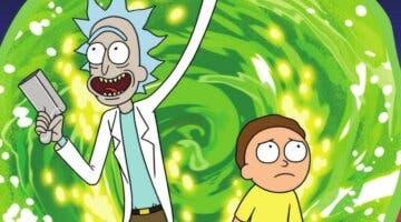 Imagen de Así serían Rick y Morty en la vida real, ¡con guiño a Regreso al Futuro incluido!