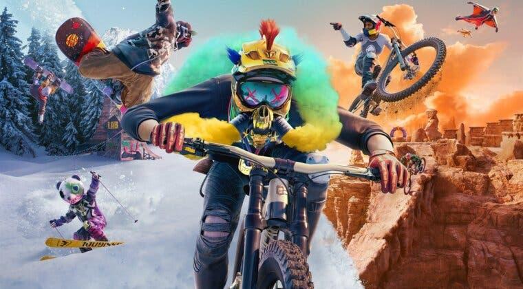 Imagen de Riders Republic fecha su próxima beta con multiplayer y diversas disciplinas a probar