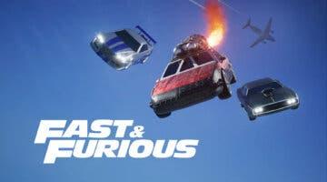 Imagen de Rápido y Furioso colaborará una vez más con Rocket League mediante nuevos vehículos