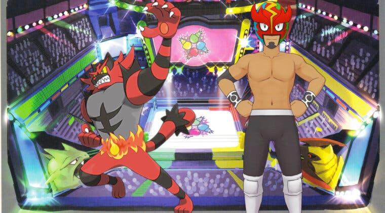 Imagen de Pokémon Masters EX: Así es la pareja de compis formada por Royale e Incineroar