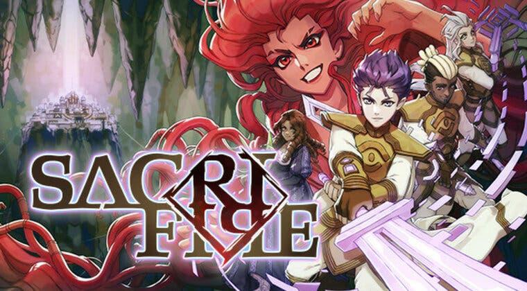 Imagen de Así es SacriFire, el sucesor espiritual de Octopath Traveler que enamorará a los fanáticos de los RPG