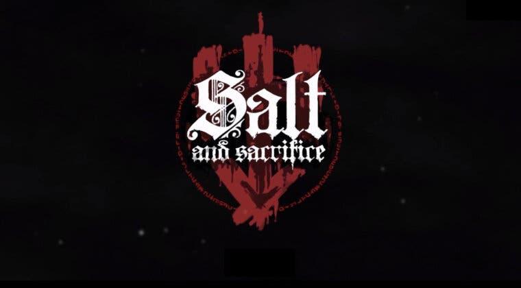 Imagen de Salt and Sacrifice, secuela de Salt and Sanctuary, es anunciado para PlayStation y PC con un nuevo tráiler