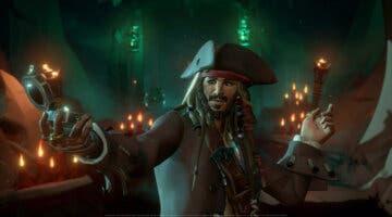 Imagen de Sea of Thieves: A Pirate's Life, su colaboración con Piratas del Caribe, luce un nuevo tráiler