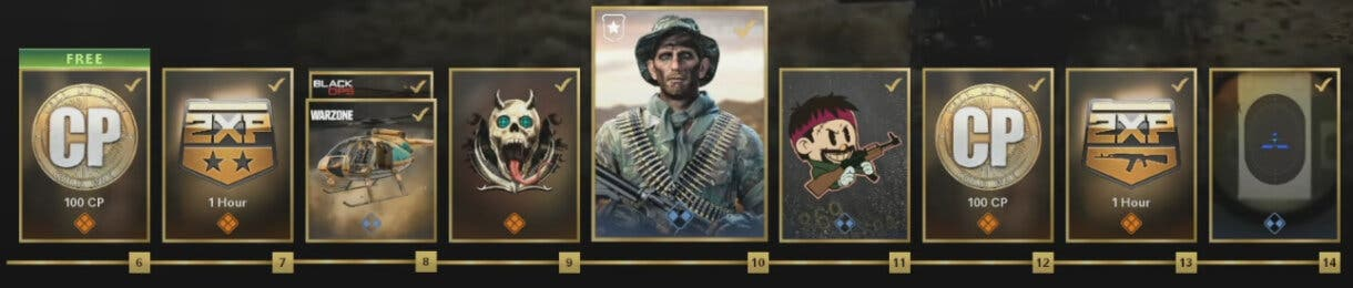 season 4 warzone battle pass 2