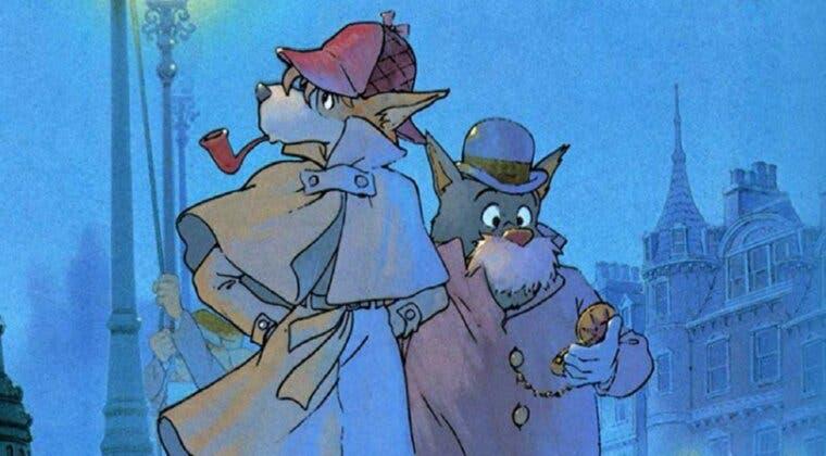 Imagen de El Sherlock Holmes de Hayao Miyazaki, ya disponible en Pluto TV junto con otros nuevos animes