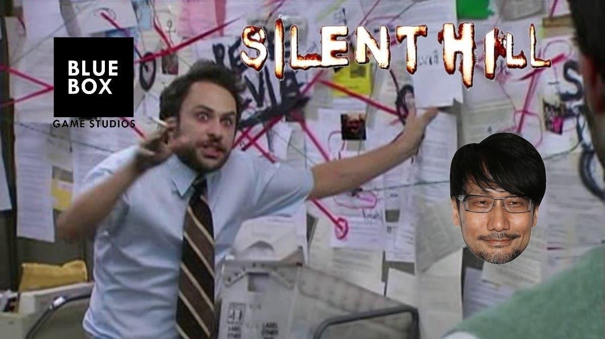 Abandoned sea Silent Hill, o un juego de Kojima