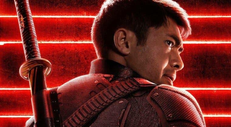 Imagen de Nuevo y frenético tráiler de Snake Eyes: El Origen, la nueva película del universo G.I Joe