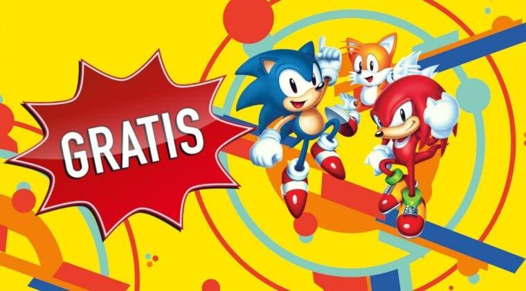 Imagen de Consigue Sonic Mania gratis y celebra el 30 aniversario del erizo azul con uno de sus mejores videojuegos