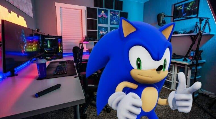 Imagen de SEGA planea convertir a Sonic en un VTuber; extraño regalo de cumpleaños para el erizo azul