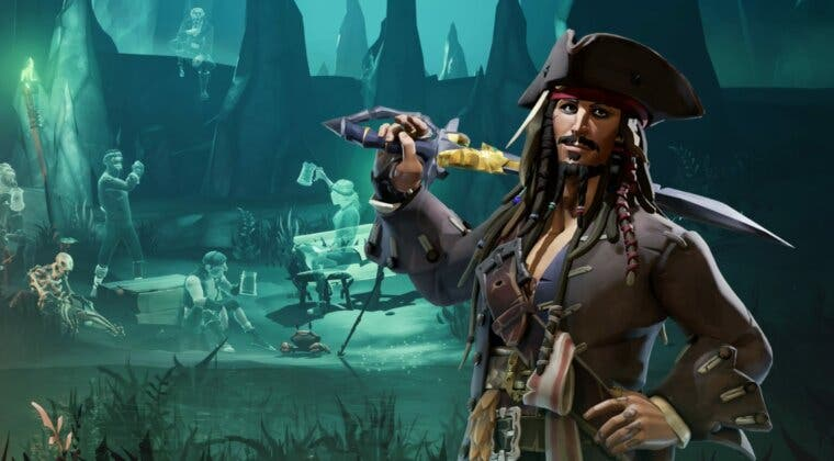 Imagen de He visto más de Sea of Thieves: A Pirate's Life y estoy emocionado por zarpar