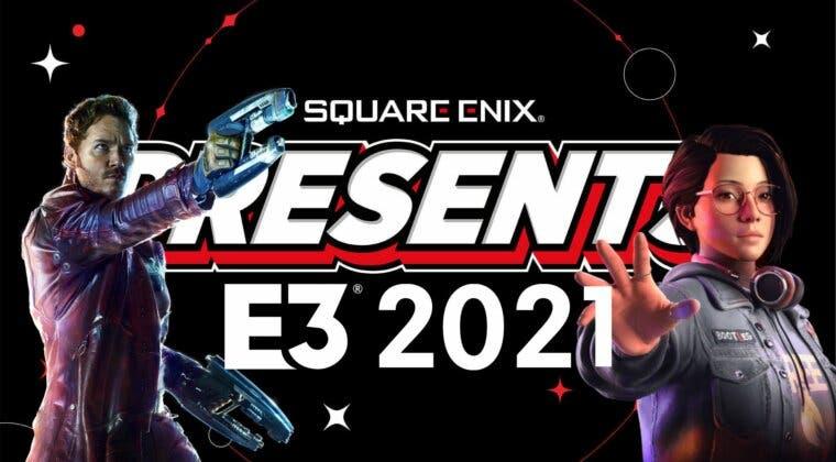 Imagen de Square Enix Presents en el E3: horario por países y enlace en directo