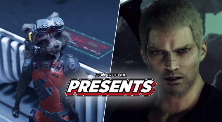 Imagen de E3 2021: Ordenamos de peor a mejor los juegos mostrados en el Square Enix Presents