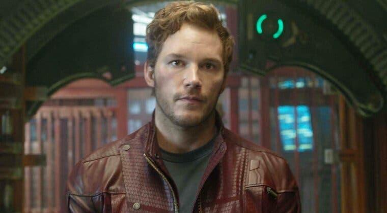 Imagen de Chris Pratt revela cuándo comenzará el rodaje de Guardianes de la Galaxia Vol. 3