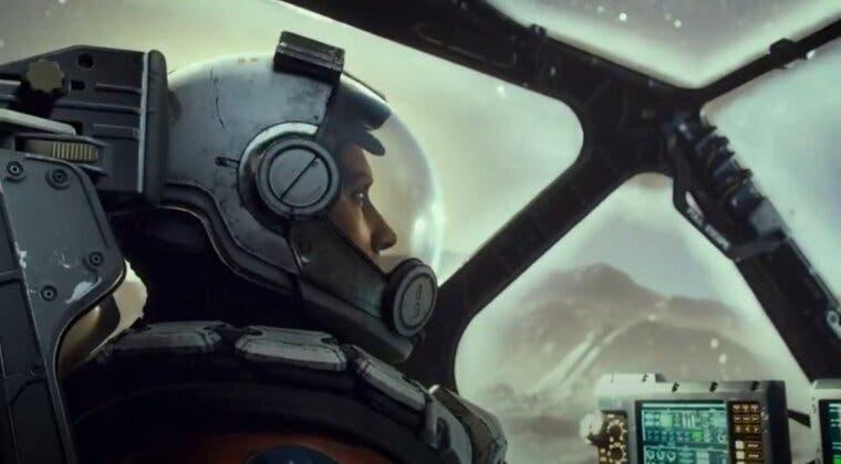 Imagen de Así de grande es Starfield en comparación con Skyrim y Fallout 4 (según las líneas de diálogo)