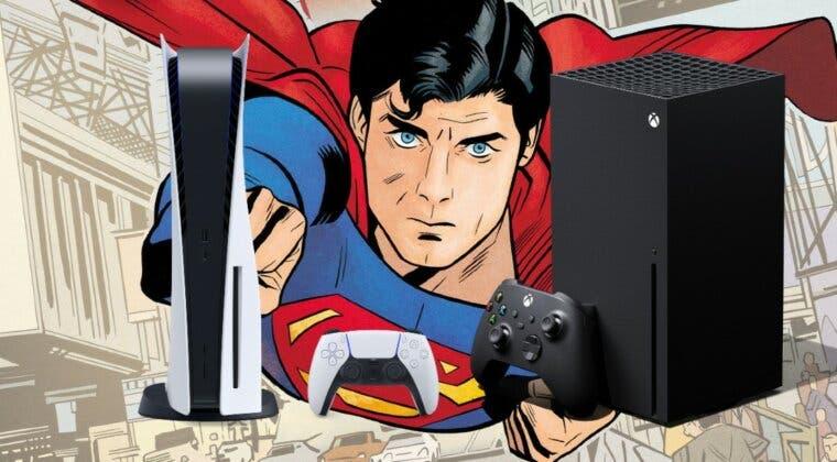 Imagen de Vuelven los rumores de un juego de Superman, y no sorprendería si fuera real