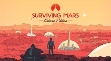 Imagen de Hazte con Surviving Mars gratis por tiempo limitado gracias a Humble Store