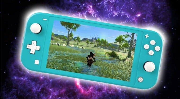Imagen de ¿Cuál será el salto gráfico de los juegos en Nintendo Switch Pro? Este vídeo muestra la respuesta