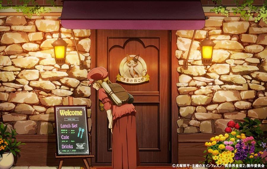 temporada 2 Restaurant to Another World