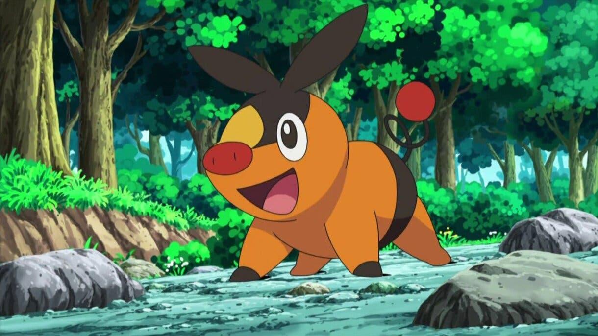 Tepig Pokemon