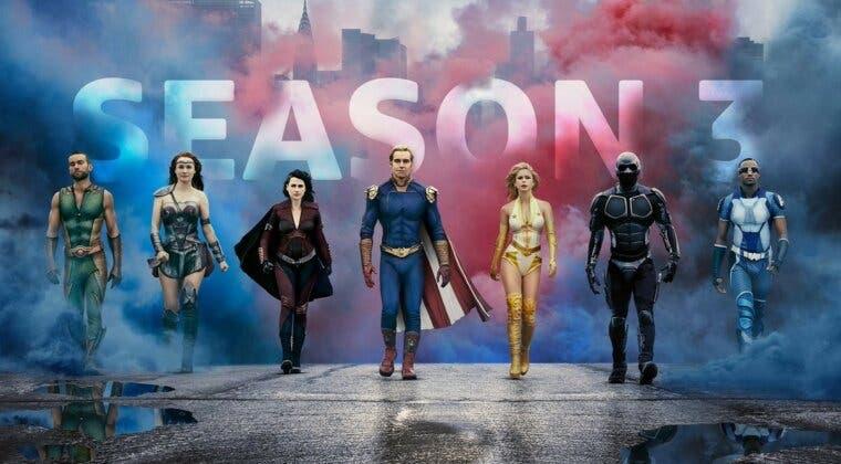 Imagen de The Boys: un nuevo trío de superhéroes ha sido añadido a la temporada 3