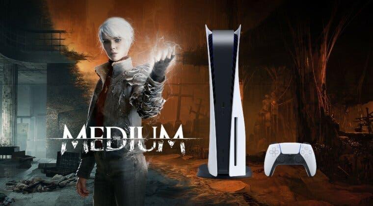 Imagen de The Medium fecha su lanzamiento en PS5 con un tráiler; tendrá soporte total para el DualSense
