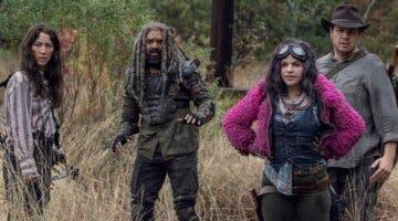 Imagen de The Walking Dead revela la sinopsis oficial de su temporada 11 y publica sus primeras imágenes