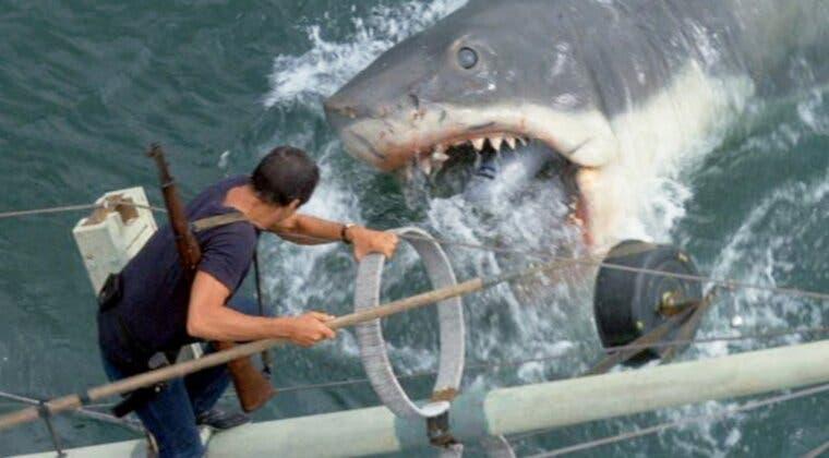 Imagen de Steven Spielberg se negó a hacer un reboot de Tiburón