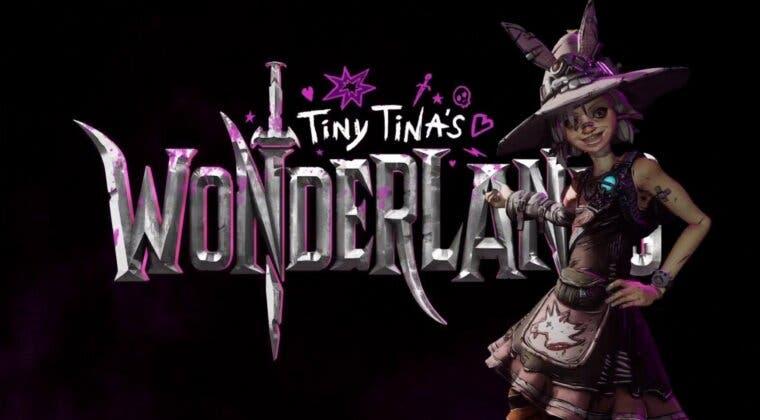 Imagen de Borderlands: Tiny Tina's Wonderlands filtra su fecha de lanzamiento