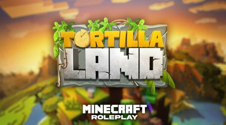 Imagen de No es el nuevo MasterChef; AuronPlay encabezará 'TortillaLand', el roleplay de Minecraft