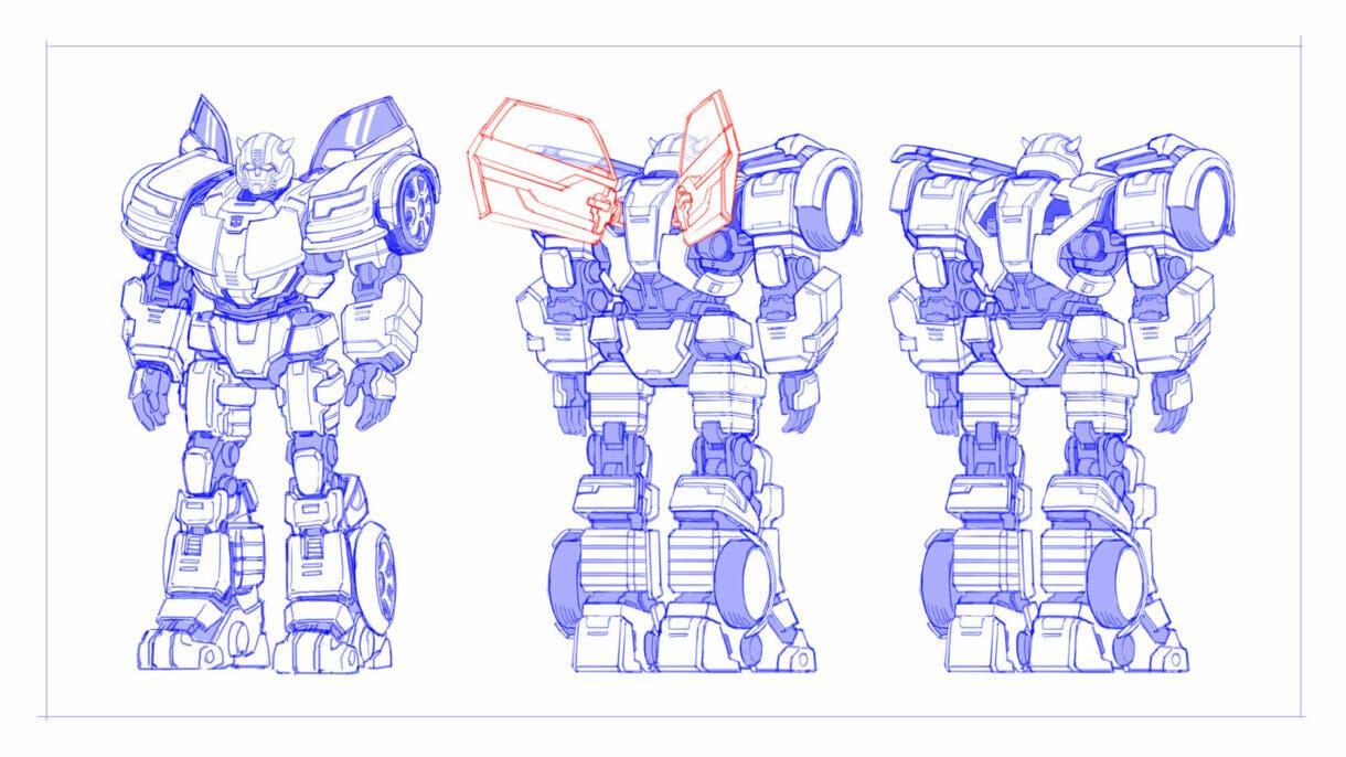 transformers movil 2