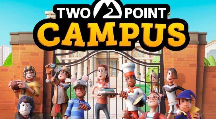 Imagen de Two Point Campus se confirma como la nueva entrega de la saga mediante un inédito tráiler