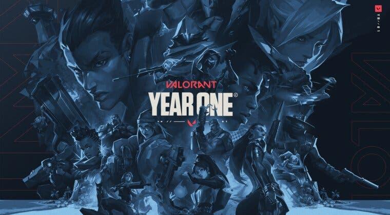 Imagen de Valorant cumple un año y durante el mes de junio habrá varias sorpresas