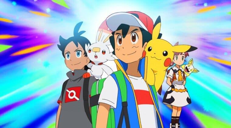 "Imagen de ""Viajes Pokémon"" llegará a Netflix España en unos días"