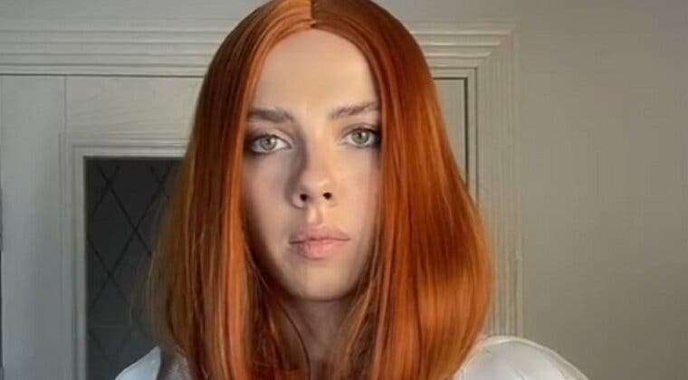 Imagen de La espectacular doble de la Viuda Negra de Scarlett Johansson que triunfa en Tik Tok